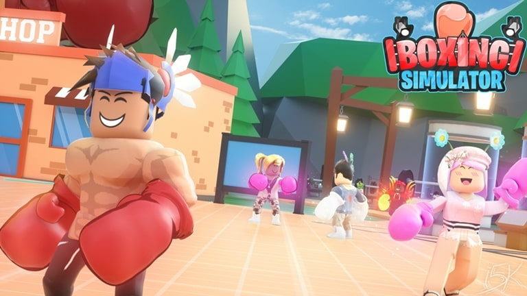 Boxing Simulator roblox