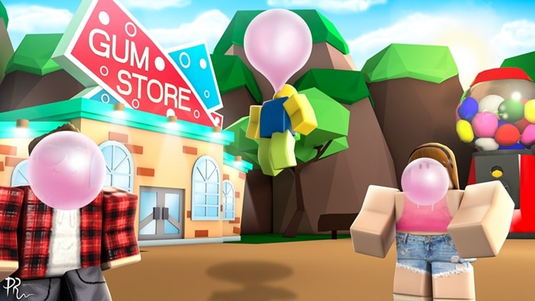 Bubble Gum Simulator roblox