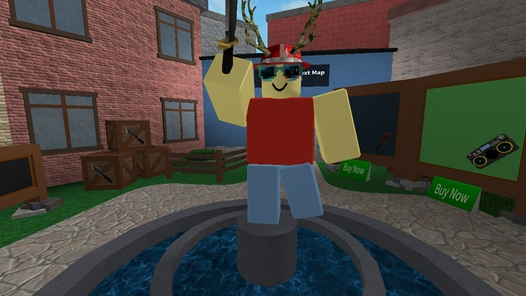 Muder Mistery 2 Roblox games